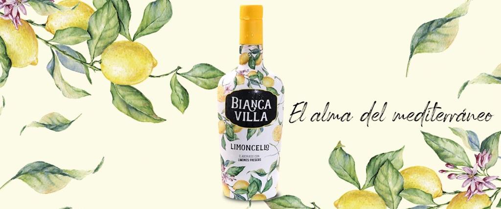 Limoncello Bianca Villa